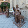 Saint Francis and the German Shepherd