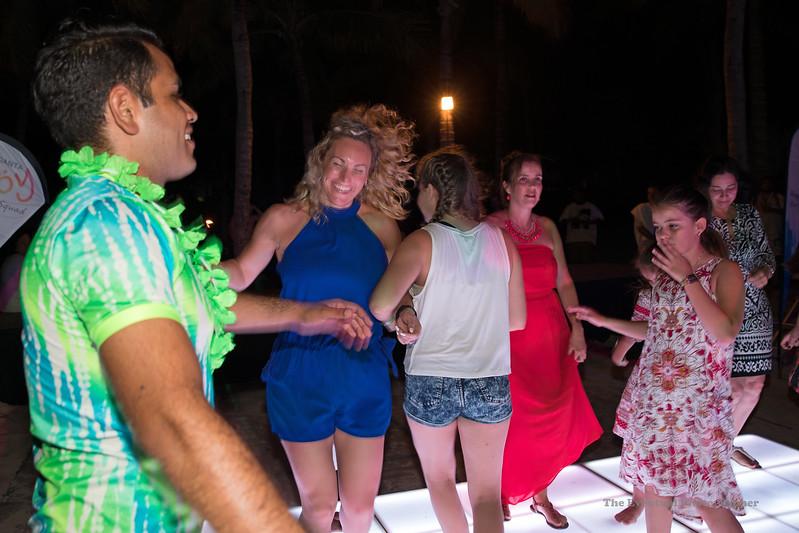 Mayan Palace Havana Moon Dance Party #1 Marked