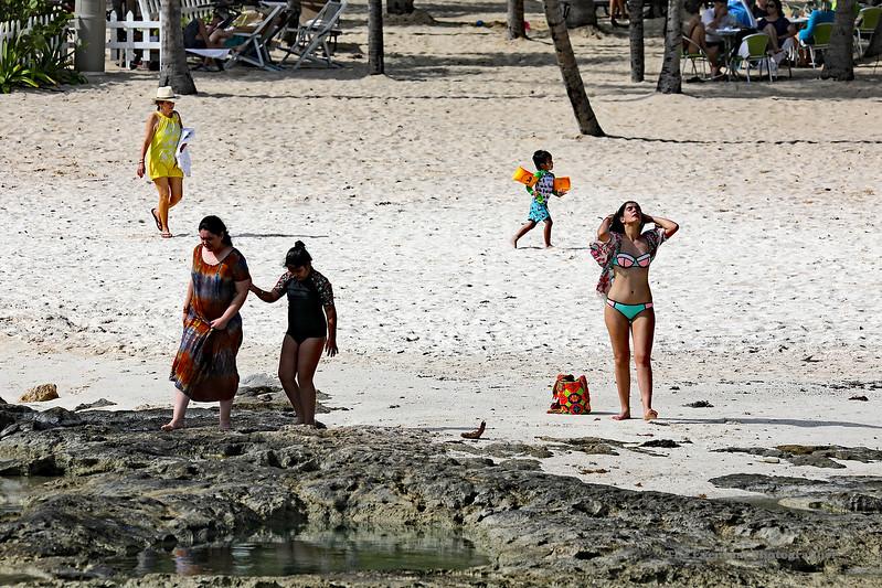 Riviera Maya Beach Reverie Marked