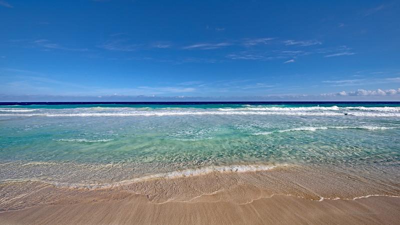 Tulum Coastline Zen Ultrawide Marked