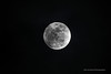 Riviera Maya Full Super Moon Close #2 Marked