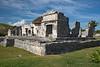 Tulum Ruins Edificio #3 Marked