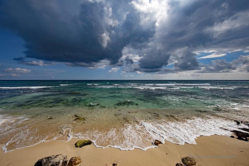 Tulum Coastline Ultrawide #1 Marked