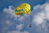 Cancun Delfines Beach Kite Sailers Marked
