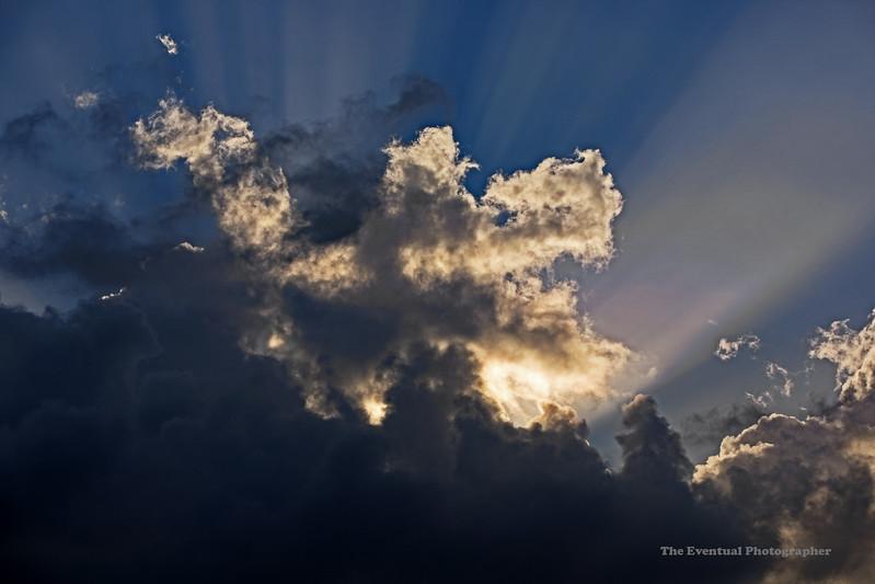 Riviera Maya Blue Ray Sky Marked