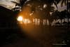 Mayan Palace Specular Sunrise Over Havana Moon Marked