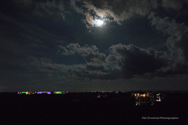 Tao Condominium Moonrise #1 Marked