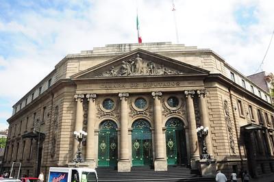 Mexican parliament