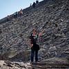 Half way to the Sun - Teotihuacan