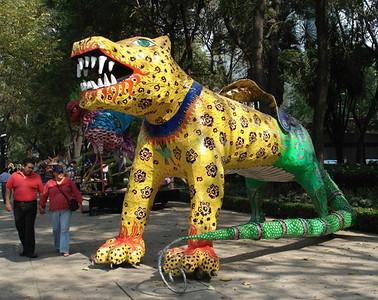 Alebrije Parade, Mexico City
