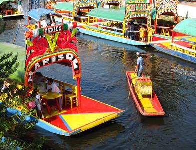 Xochimilco, Distrito Federal