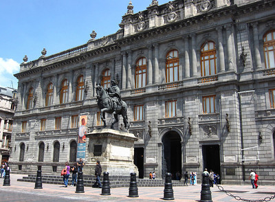 Museums Of Centro Historico, Mexico City