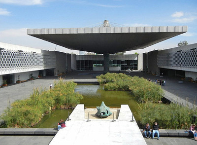 Museums Of Chapultepec Park, Mexico City