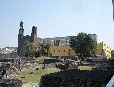 Other Archaeological Sites In Mexico City