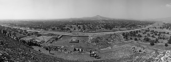 Teotihuacan pyramid complex