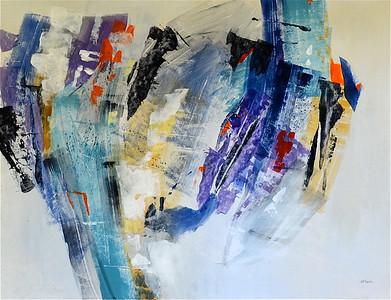 Transport-J  Martin, 48x36 painting on canvas JPG