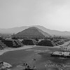 The Ciudadela - looking to Pyramid of the Sun