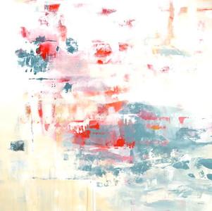 Resolute-J  Martin, 40x40 on canvas