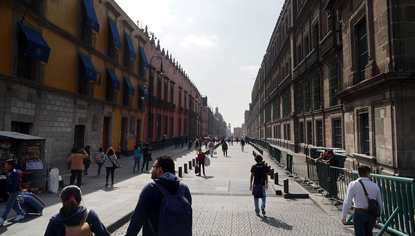 Mexico city, Teotihuacán