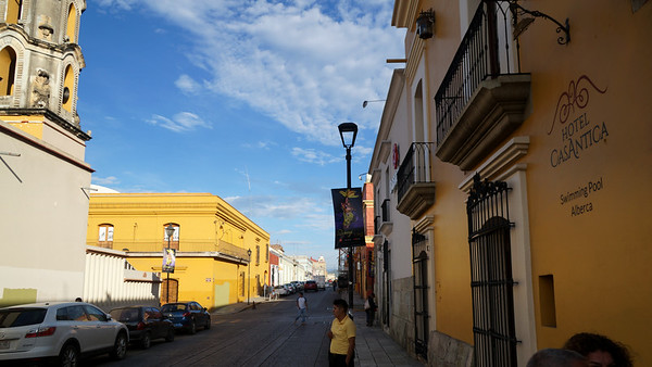 Oaxaca,  Monte Albán