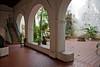 The Nun's Courtyard