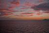 Sunset over Panama