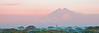 Sunrise over Antigua Guatemala