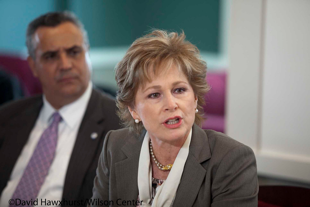 Meeting of the US-Mexico Foundation<br /> <br /> Speaker(s): Arturo Valenzuela, Roberta Jacobson