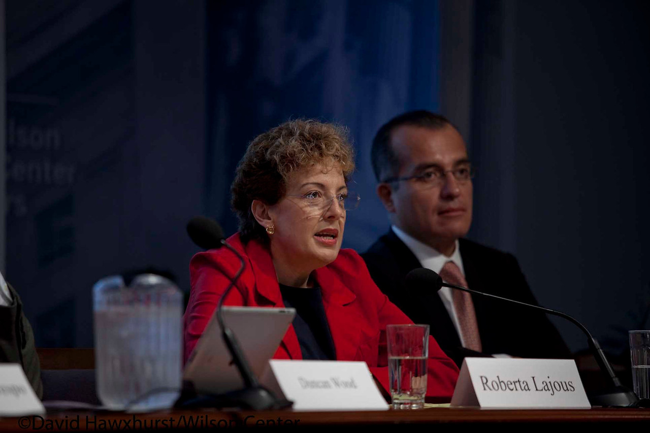 Countdown to 2012: Mexico's Electoral Landscape in the Year Ahead<br /> <br /> Speaker(s): Jose Antonio Crespo, Luis Carlos Ugalde, Roberta Lajous, Duncan Wood, Andrew Selee