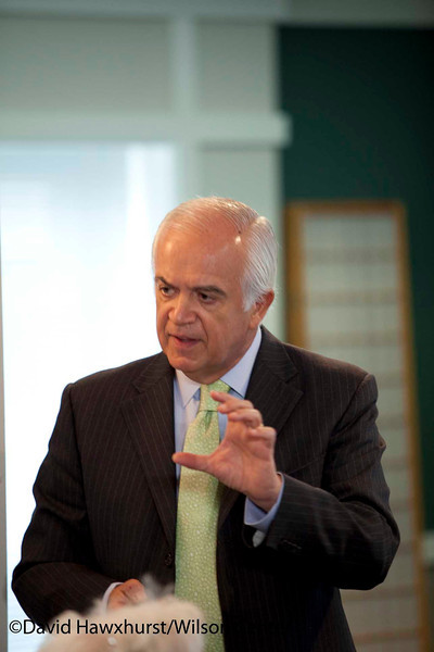 A Discussion with Pedro Aspe on the Future of Mexico's Economy<br /> <br /> Speaker(s): Pedro Aspe
