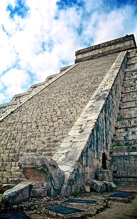 Kulkulkan, Chichen Itza, Mexico - Mexico photography wall art