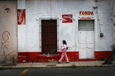 Fonda Jocelin, Guadalajara, Mexico - Mexico photography wall art