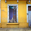 Dogs in Doorway, Guadalajara, Mexico - Mexico photography wall art