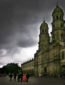 Templo de Zapopan, Guadalajara, Mexico - Mexico photography wall art