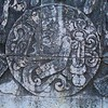 Skull with Mohawk, Chichen Itza Ballcourt, Mexico - Mexico photography wall art