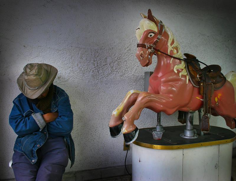 Cowboy Siesta, Guadalajara, Mexico - Mexico photography wall art
