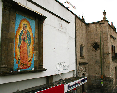 Guadalupe near San Juan de Dios, Guadalajara, Mexico - Mexico photography wall art