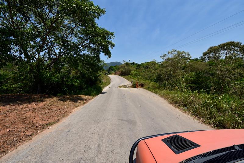 Hwy 307, Chiapas, Mexico
