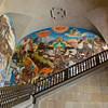 Diego Rivera Mural in public building, D.F.