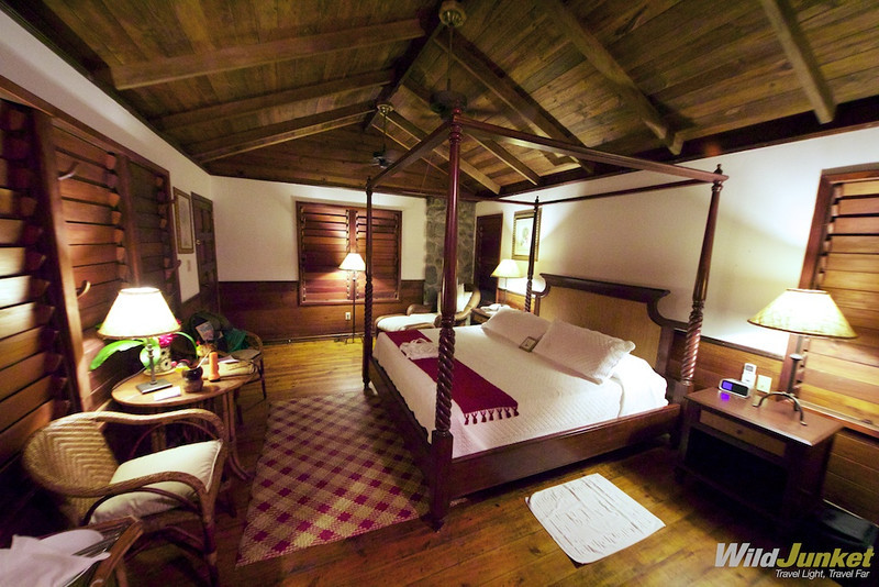 Our rustic and stylish bungalow