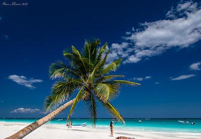 Playa Paraiso Tulum Mexico