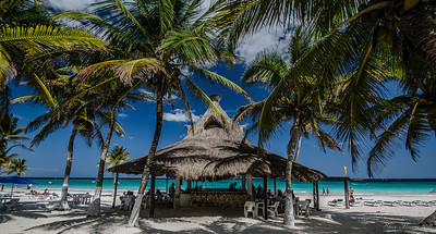El Paraiso Beach Bar Tulum Mexico