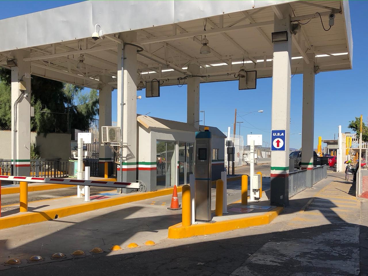 Los Algodones US Border