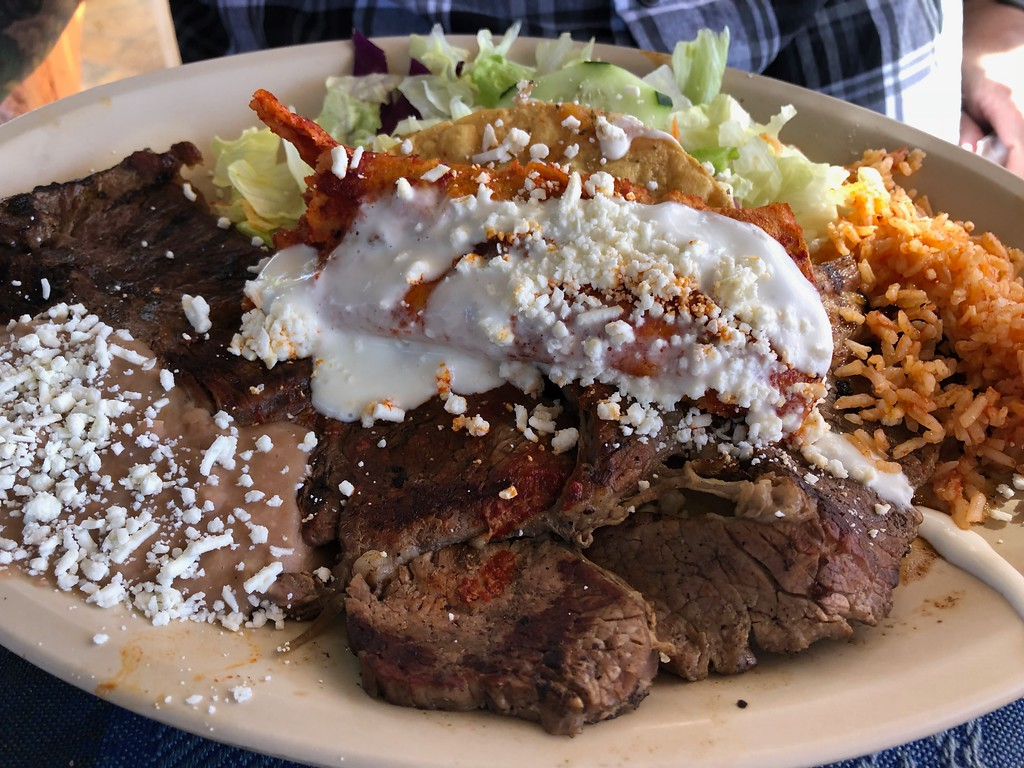 Mexican Food Beef