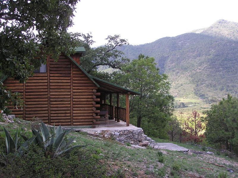 private cabana, Laguna de Sanchez