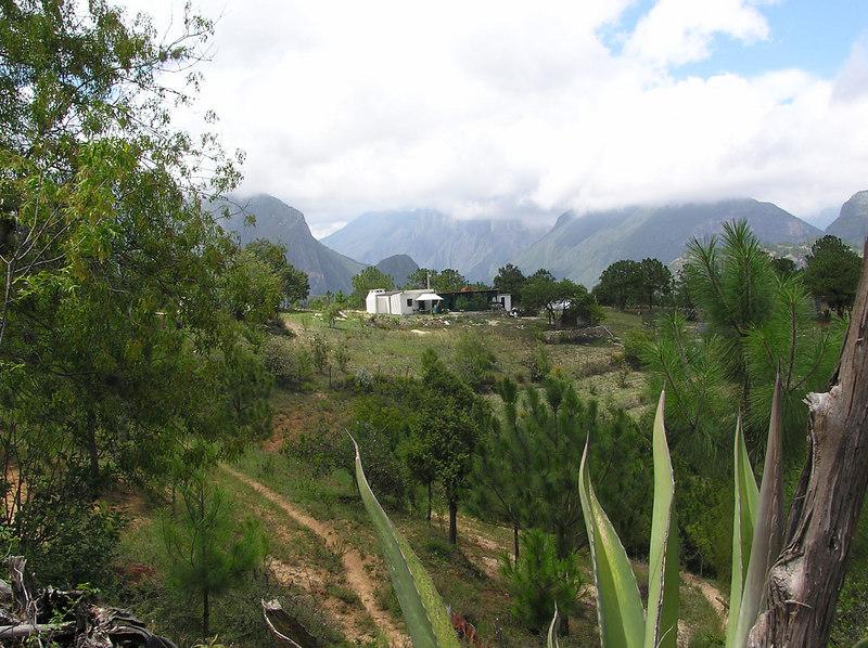"""The """"El Alto"""" part of Laguna"""