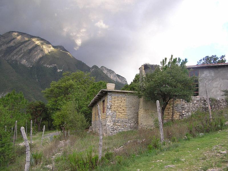 another private cabana, Laguna de Sanchez