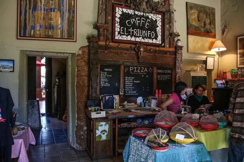 "El Triunfo ""Mining Ghost Town"""