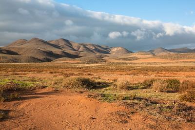 Baja landscape -- Baja, Mexico