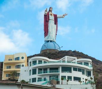 Sagrado Corazon De Jesus - Baja, Mexico